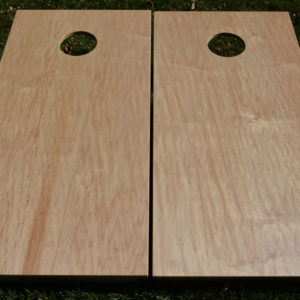 Gamefeller Plain Cornhole Board