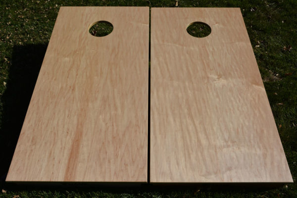 Gamefeller Plain Cornhole Board